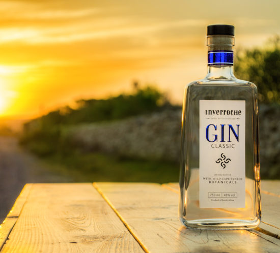 Classic gin sunset